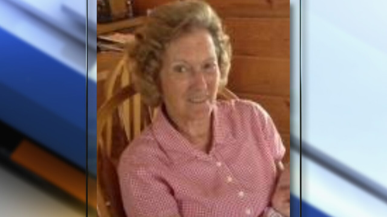 Elderly woman who suffers from dementia missing in Delta County