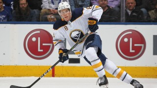 Buffalo Sabres re-sign defenseman Casey Nelson to one-year deal