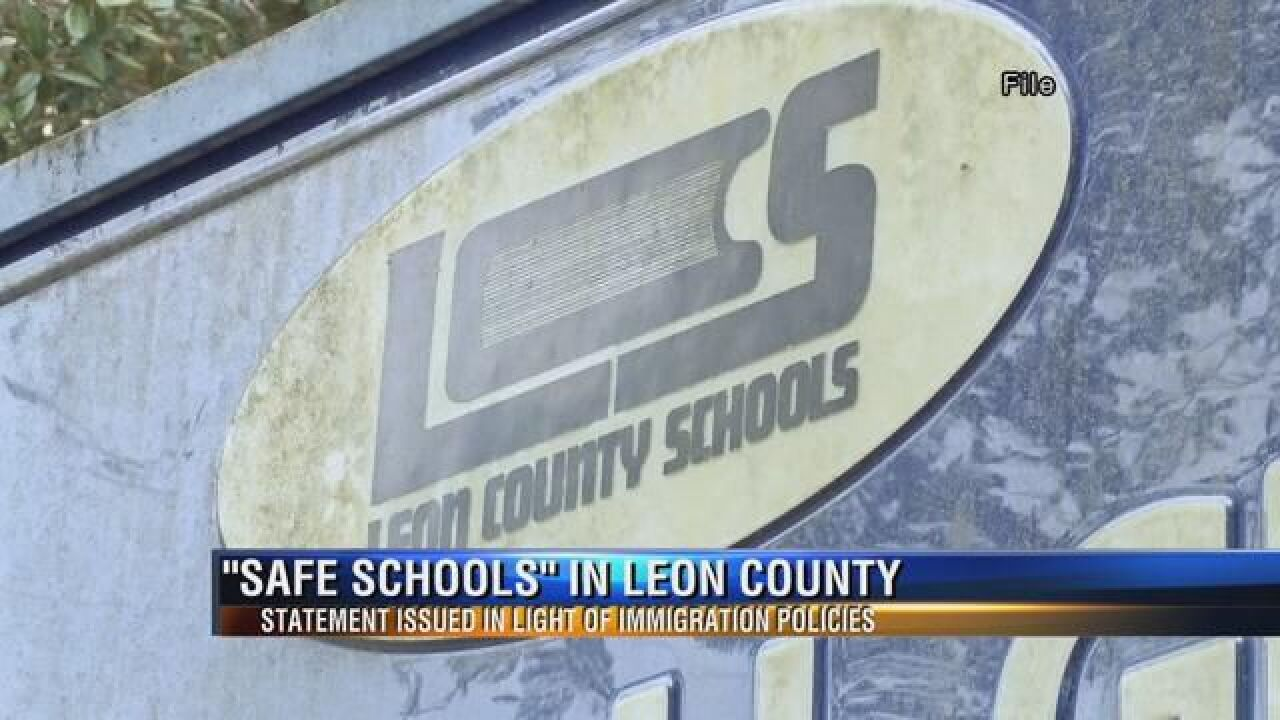 "Leon County School District Declares Itself a ""Safe Zone"""