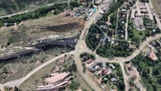 Location of rock work in Morrison