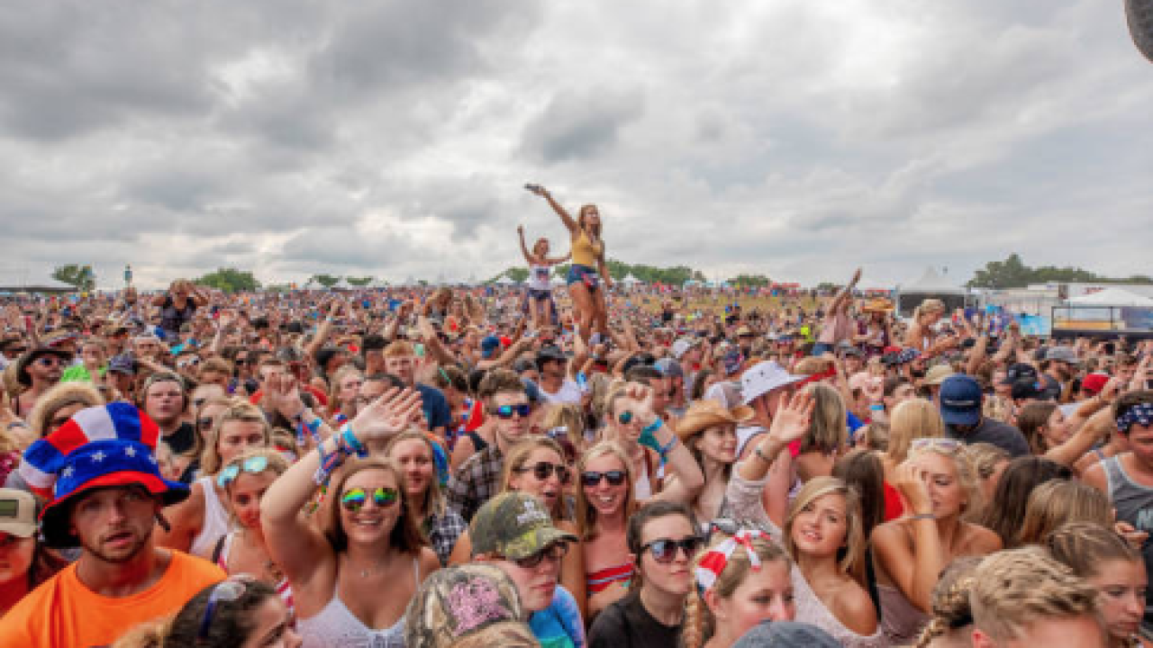 Faster Horses Festival suspended due to severe weather threat