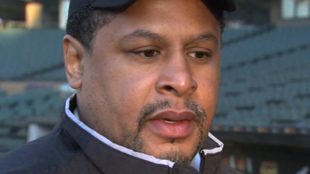 Wrongfully convicted man gets job back with the White Sox after 23 years in prison
