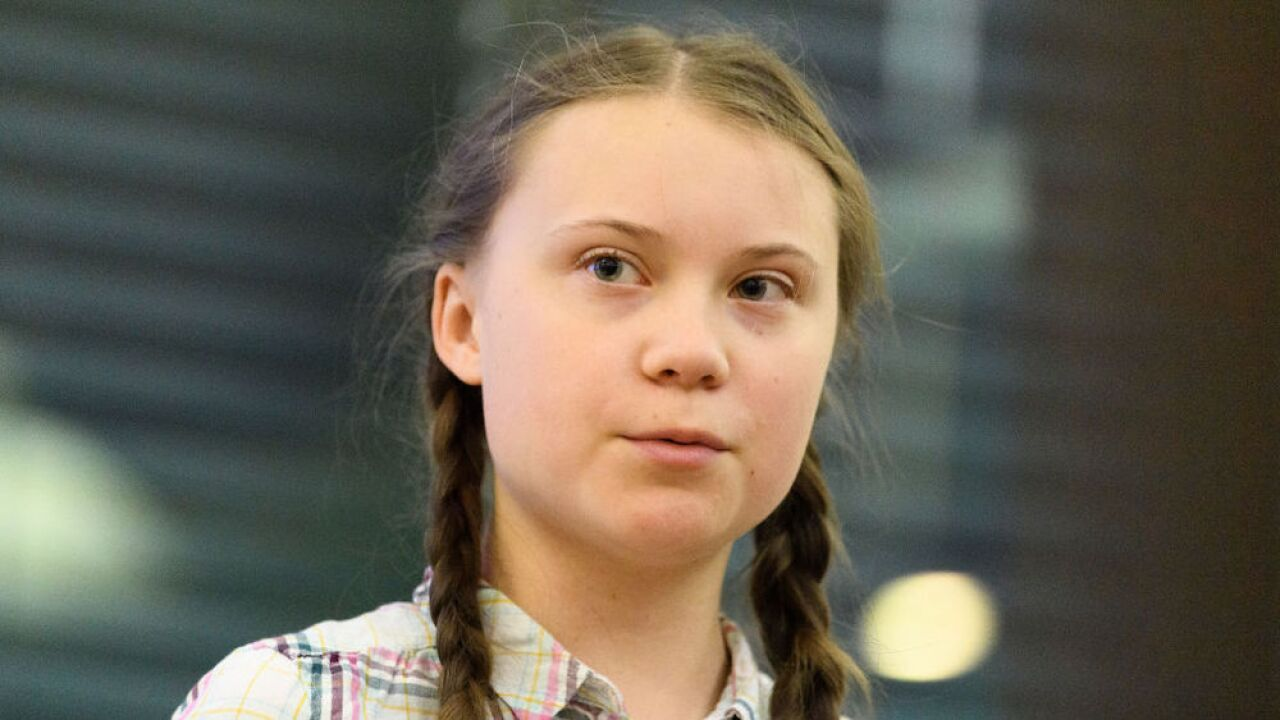 Greta Thunberg speaks at Davos: 'Pretty much nothing has been done' to fight climate change