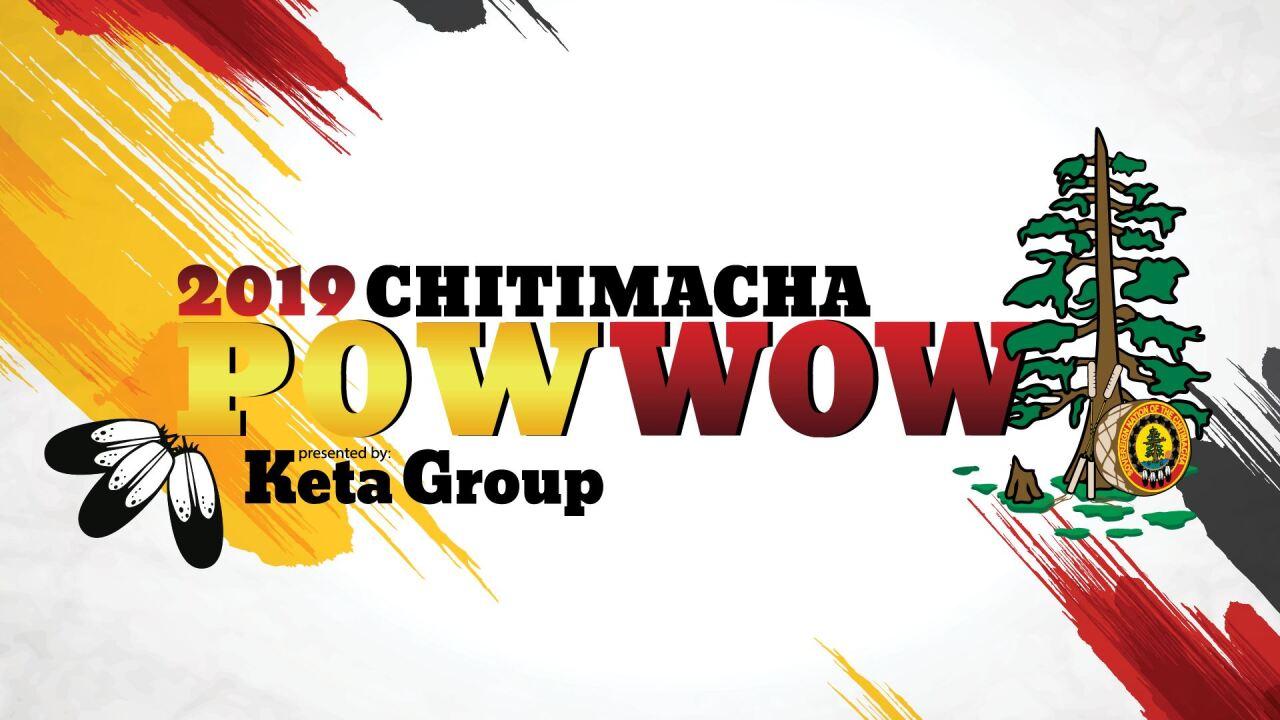 Courtesy Chitimacha Powwow