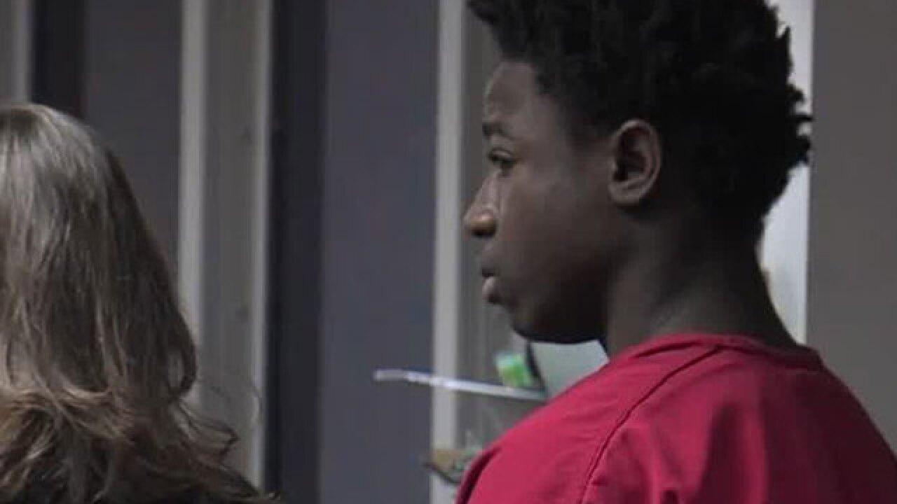 Boynton Beach teen charged as adult in murder case