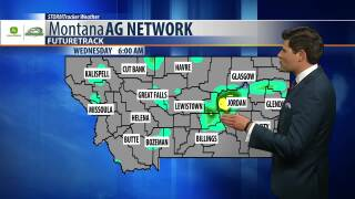 Montana Ag Network Weather: July 2nd