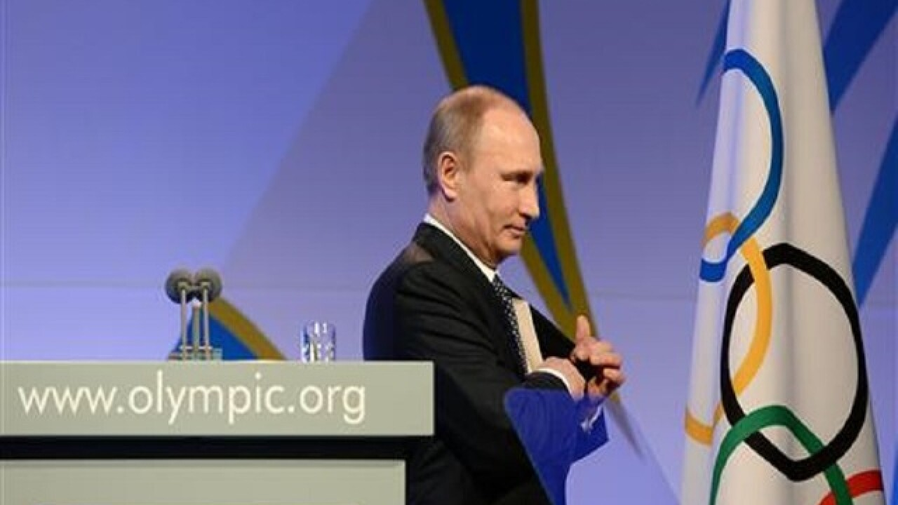 Ex-WADA president: Russia should not go to Rio Olympics