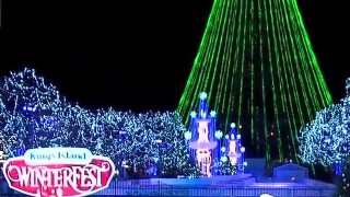 Kings Island WinterFest is finally here