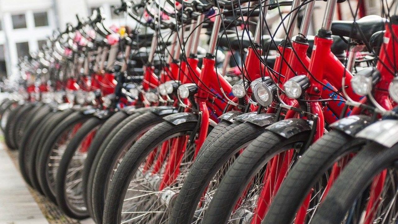 Texas A&M partners with company to roll out new bike sharing program