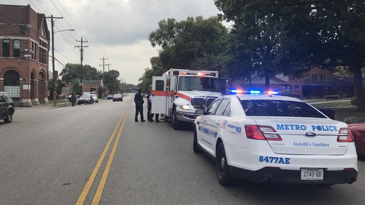 Man Injured In Nashville Shooting
