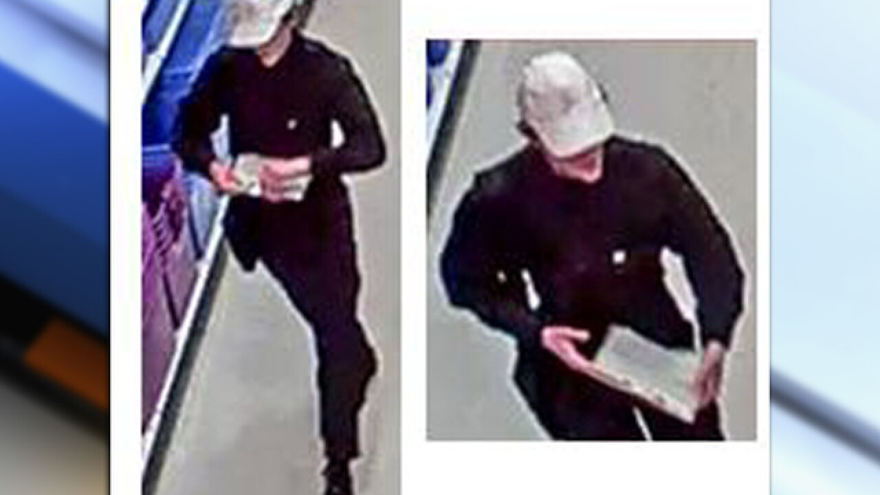 Police searching for person who set fire that closed Longmont Target