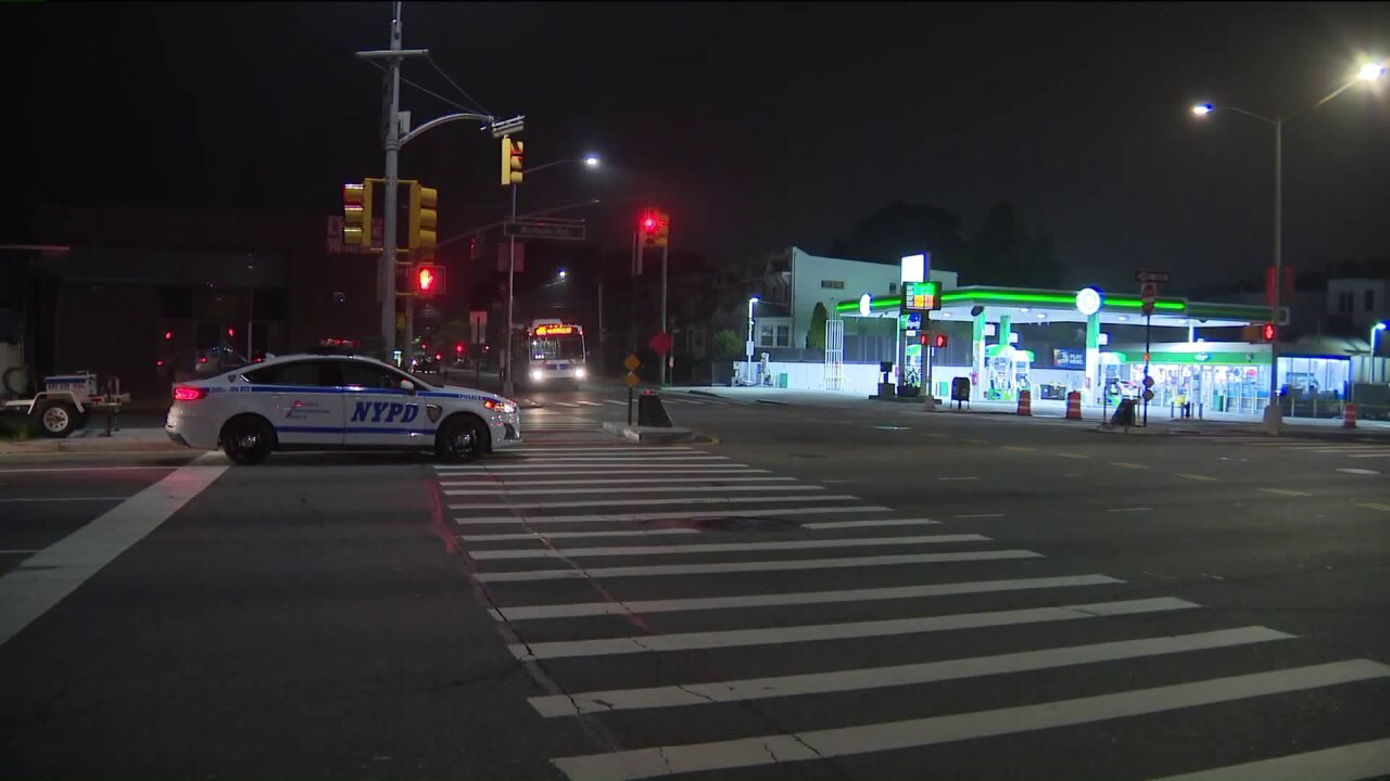 Man struck in Queens hit-and-run