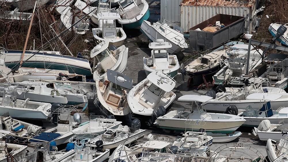 Bahamas Relief Effort Begins in Wake of Dorian Destruction