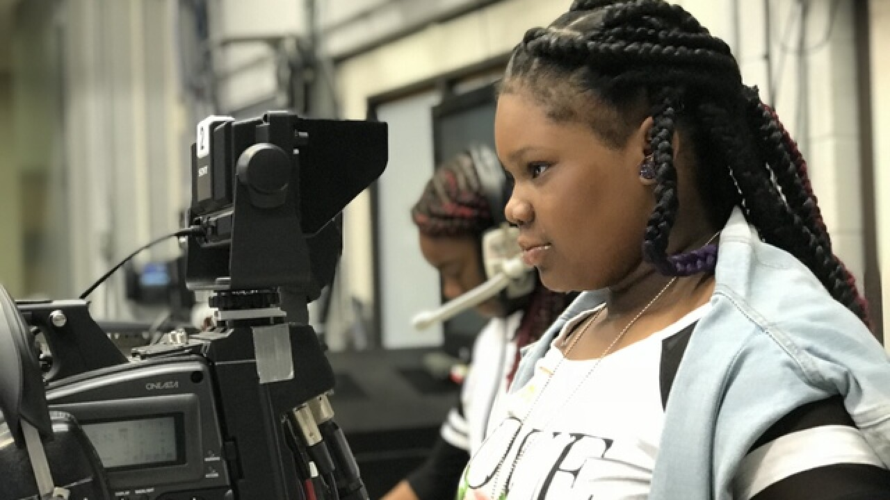 MATC hosts free television production camp