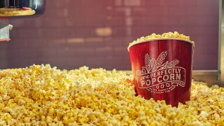 AMC Theatres offer all-you-can-eat popcorn