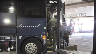 Border Patrol-Bus Checks