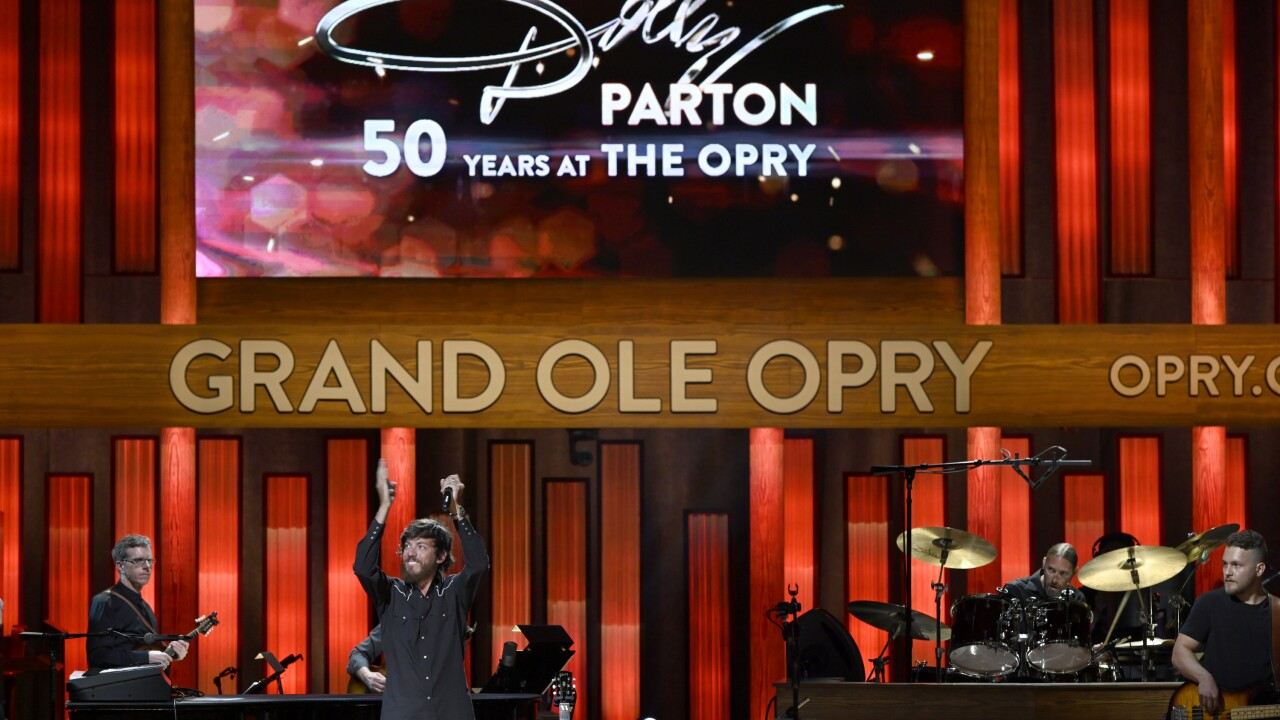 Dolly Parton 50 Years at The Opry