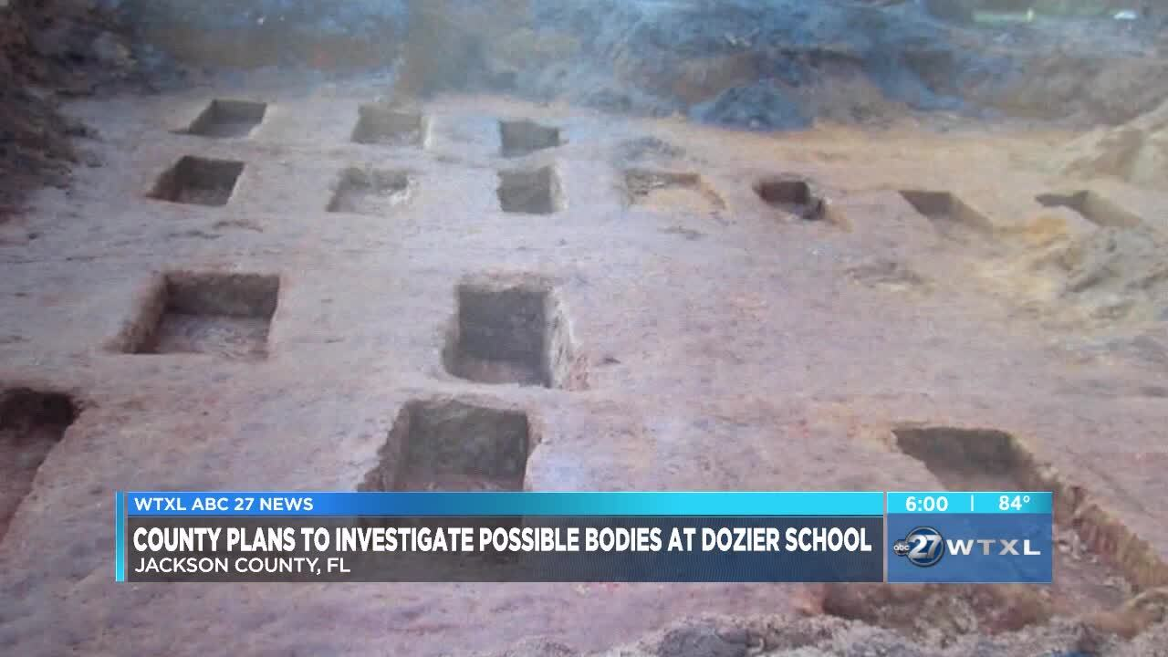 Dozier School for Boys graves