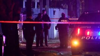 Police investigate overnight murder