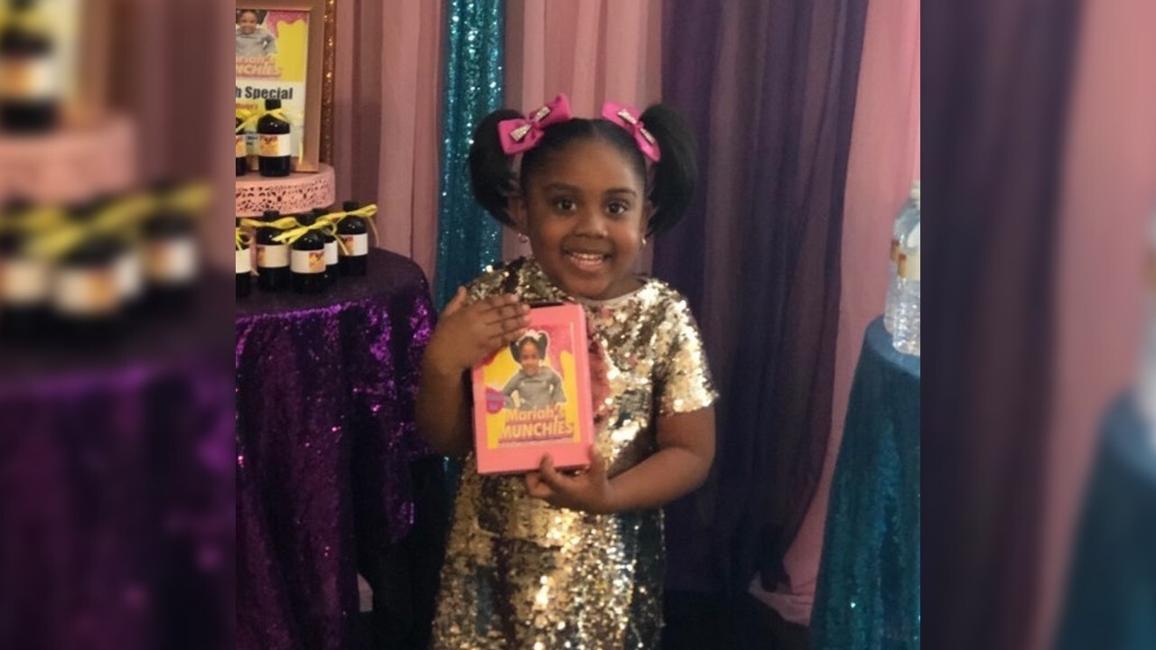 4-year-old entrepreneur launches baked goods business in Cleveland