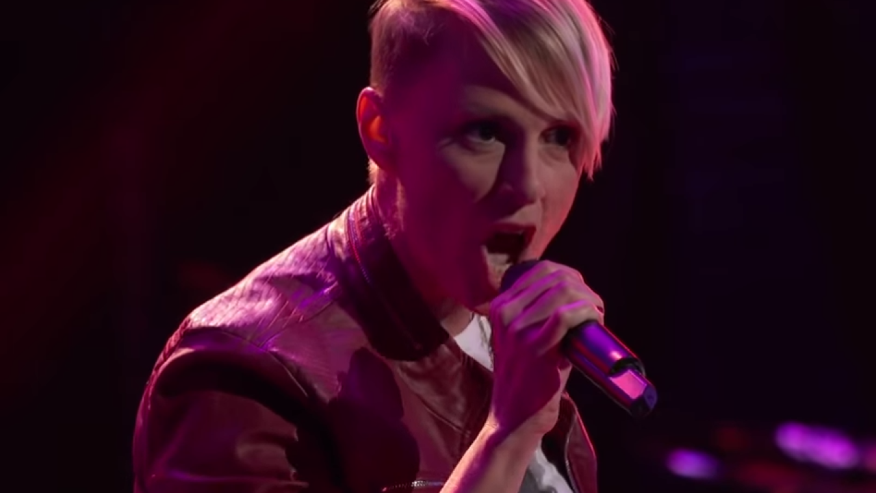 Kenosha's Betsy Ade eliminated from 'The Voice'