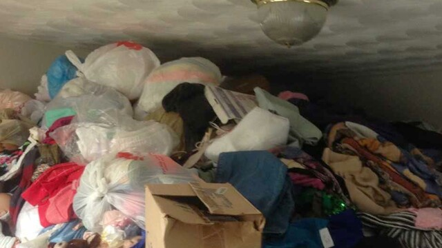 Photos: Clinical Specialist Warns Of Hoarding Dangers