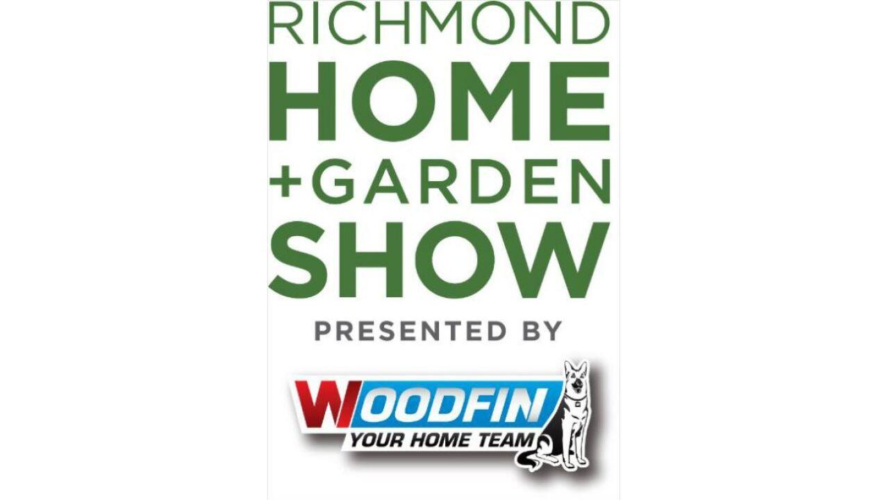 Richmond Home & Garden Show presented byWoodfin