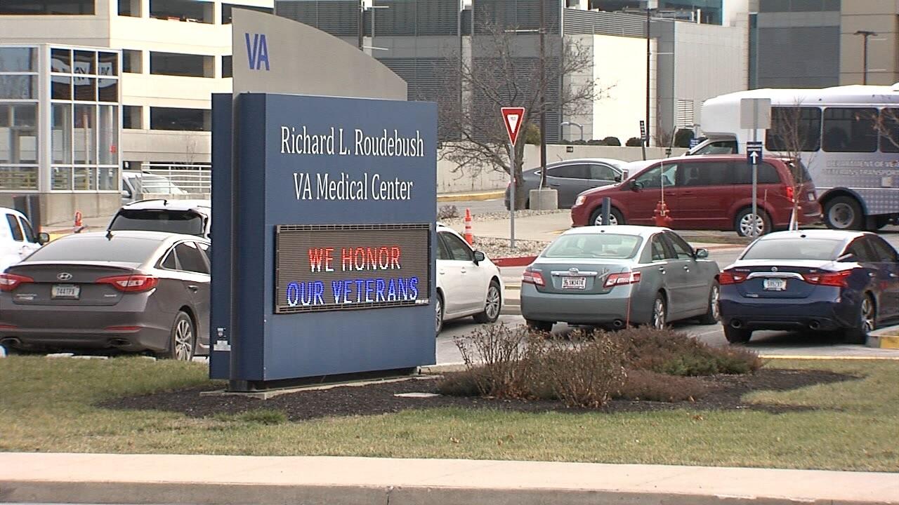 VA Medical Center in Indianapolis