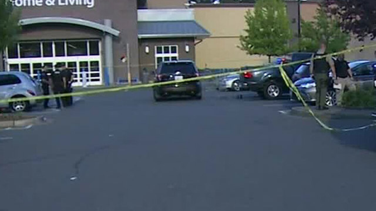Gunman wounds 2, fatally shot by bystander at Walmart store in Washington state