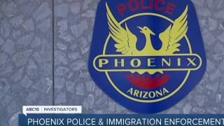 Puente and ACLU pushing for more data about Phoenix police procedures