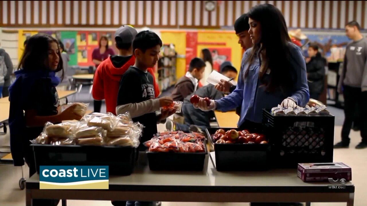 Fighting hunger over the summer months with the YMCA on Coast Live