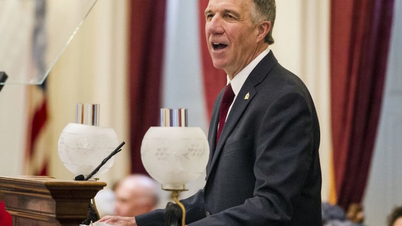 Vermont governor signs sweeping gun control measures