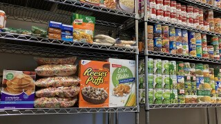 Great Falls College-MSU food pantry helps fulfill student needs