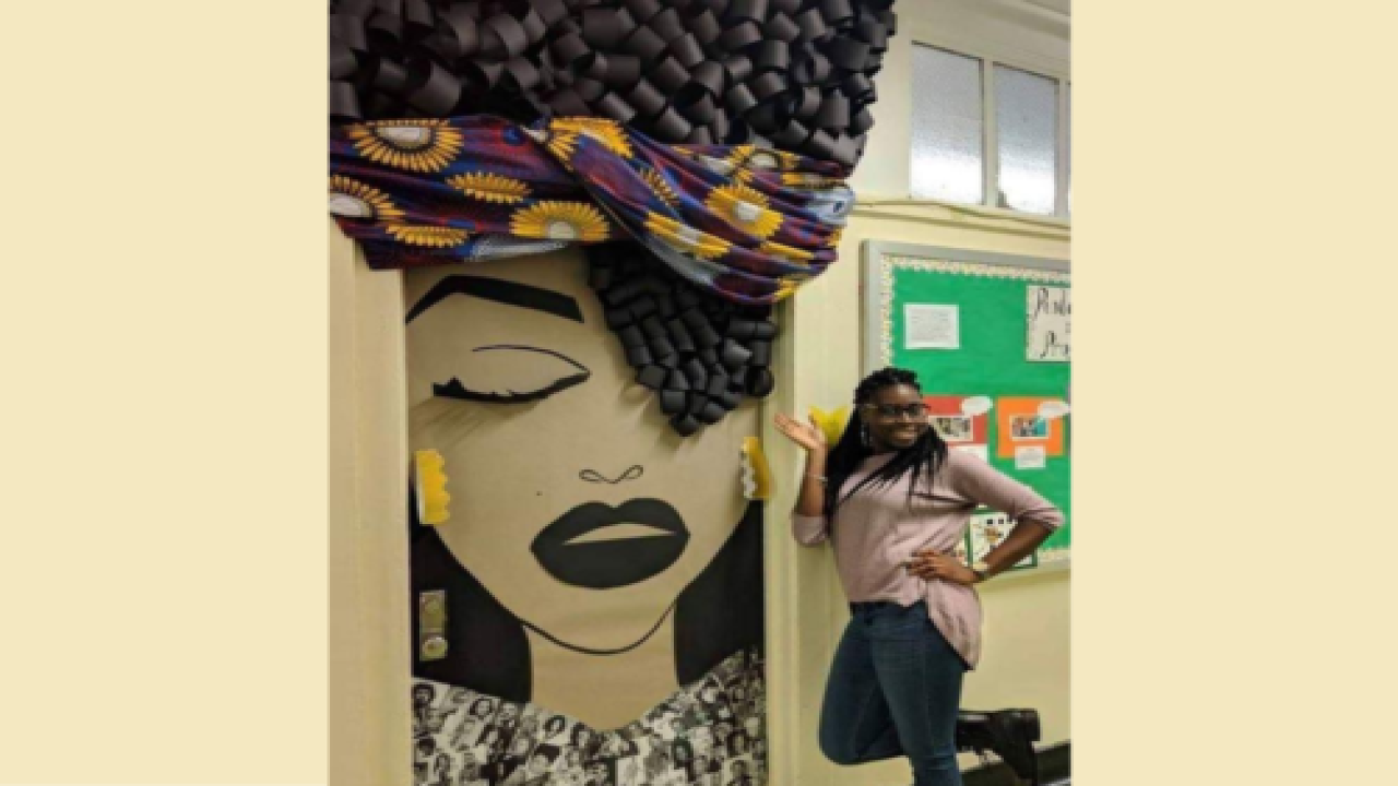 Teachers Created 3D Displays For Black History Month And They Are Stunning