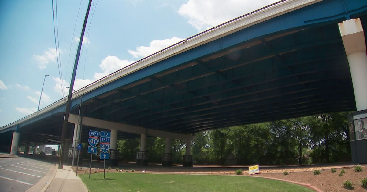 Metro proposal plans to reconnect North Nashville decades after I-40 divided communities