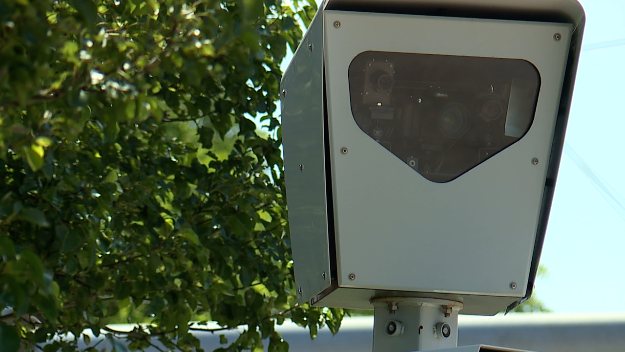 photo enforced traffic cameras