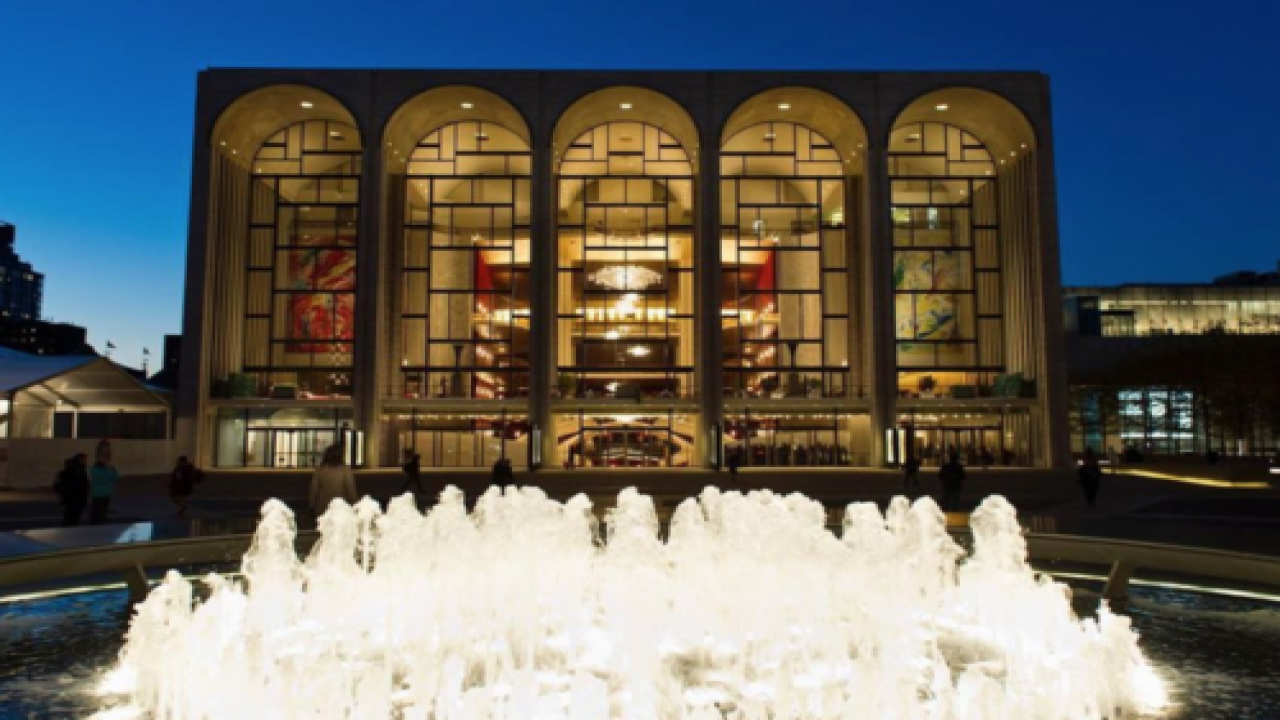 Watch Free Metropolitan Opera Performances Every Night Of The Week—from Your Couch