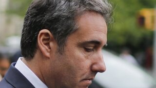 Michael Cohen, President Trump's former lawyer, to be sentenced to 36 months in prison