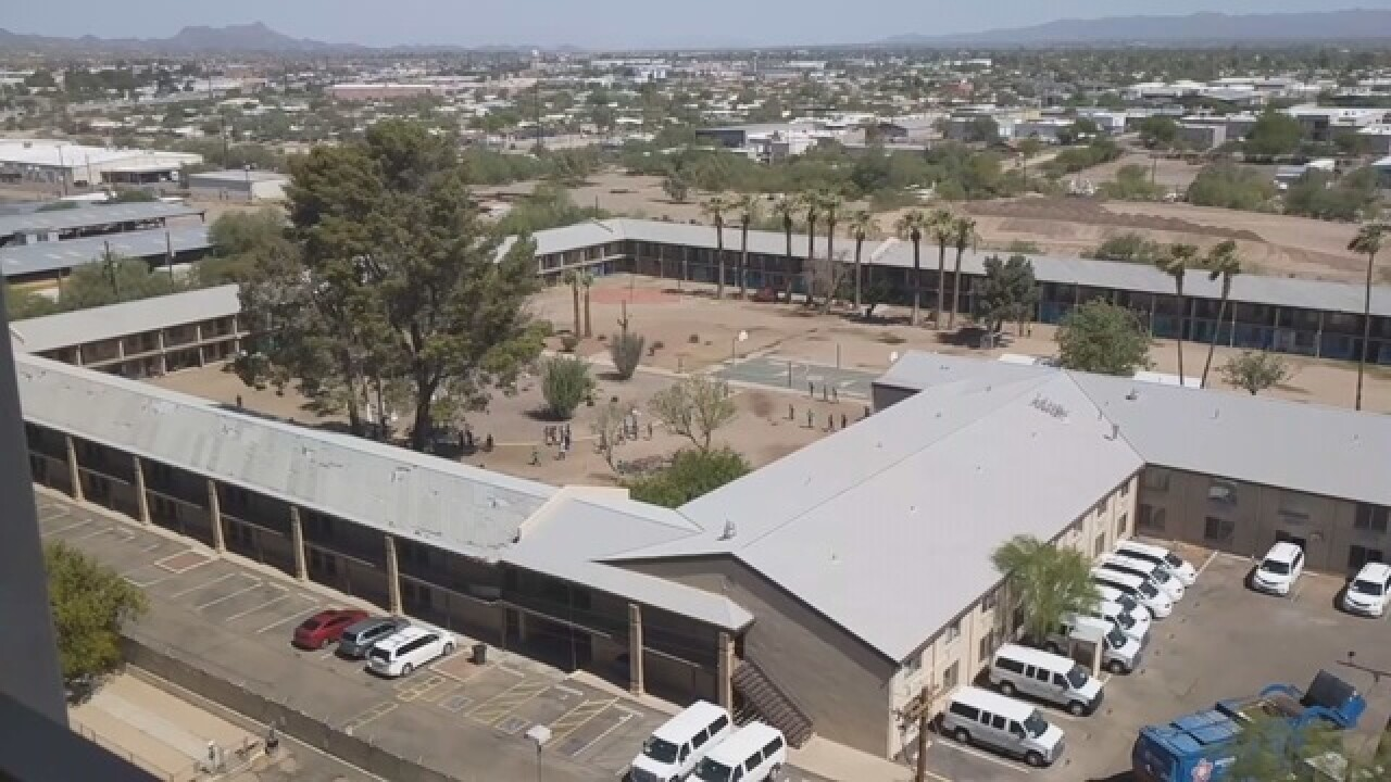 Arizona group demands inquiry after reports of sex abuse at kids' shelters