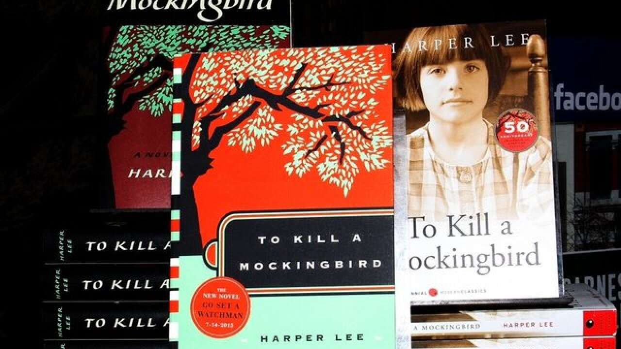 'To Kill a Mockingbird' voted America's favorite novel in PBS poll