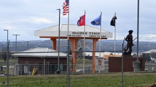 Tennessee sheriff: Active shooter is on McGhee Tyson airbase