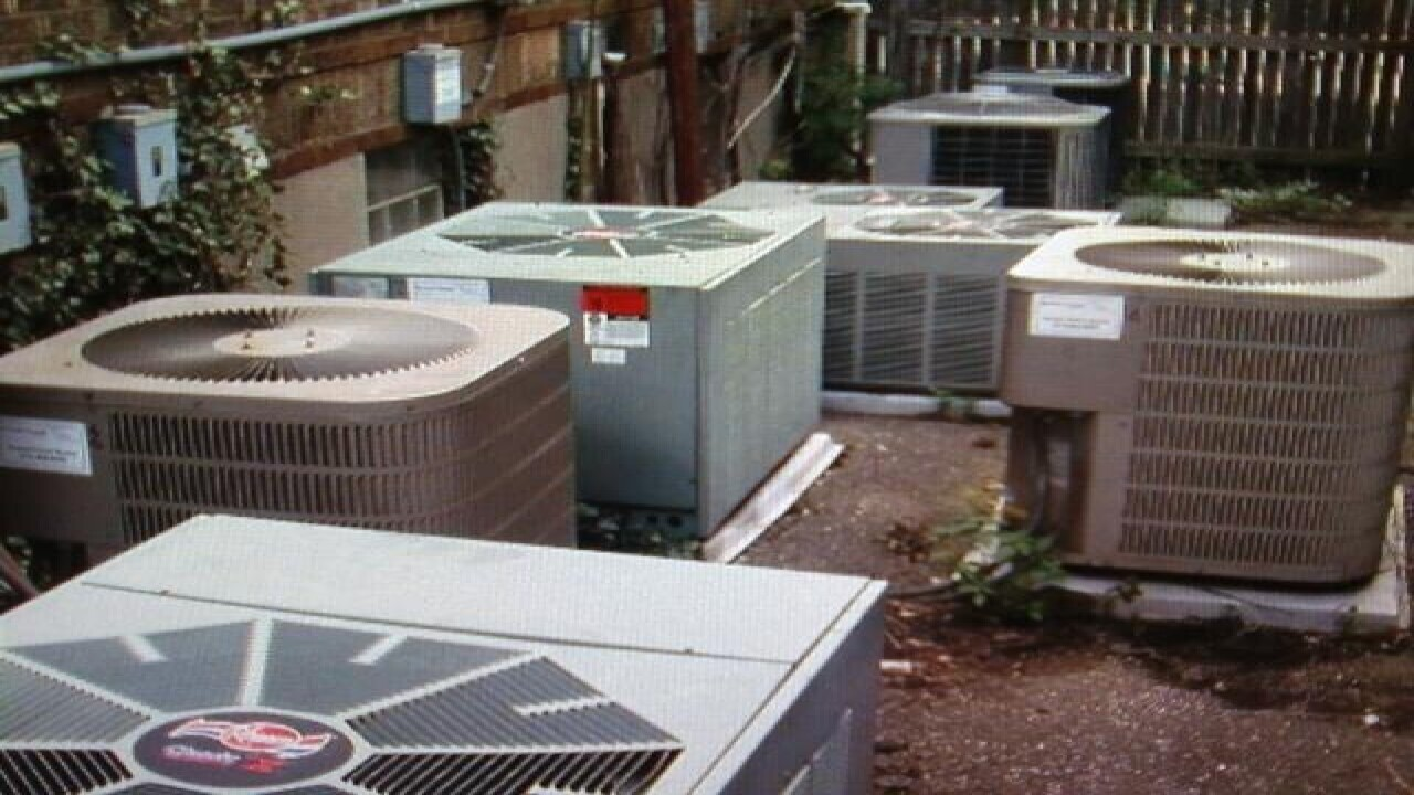 Older AC? A tuneup can cause it to fail