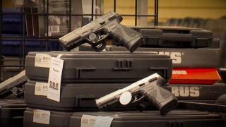 File image of guns