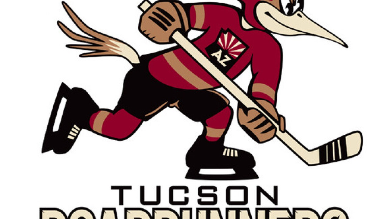 Roadrunners fall to Stockton 3-2