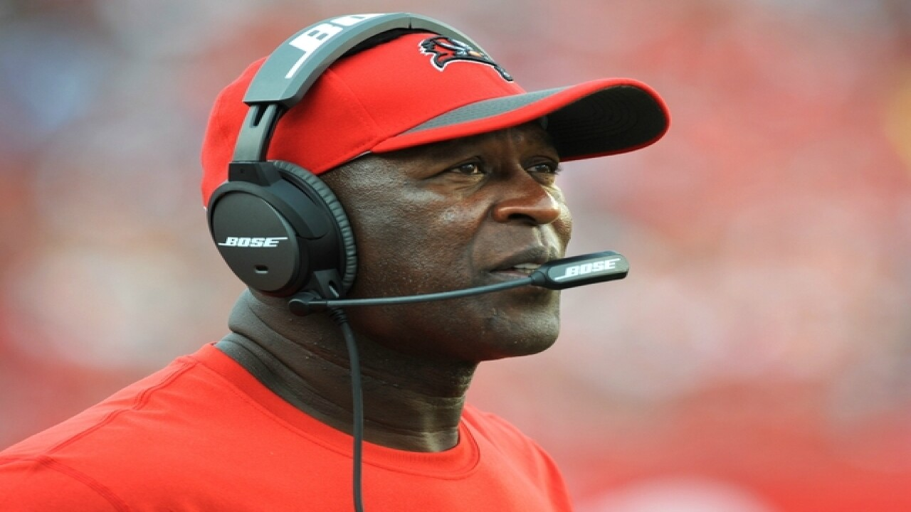 Who will be the next head coach for the Bucs?
