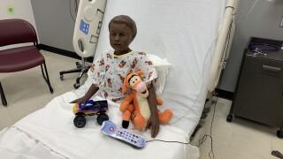 UNLV Nursing simulation center
