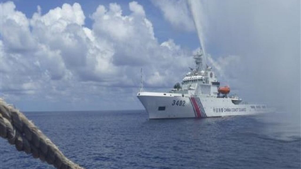 Philippines rejects China talks not based on sea feud ruling