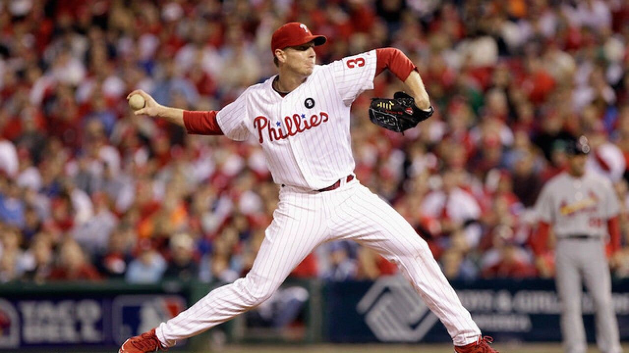 Ex-MLB All-Star pitcher Roy Halladay dead in plane crash