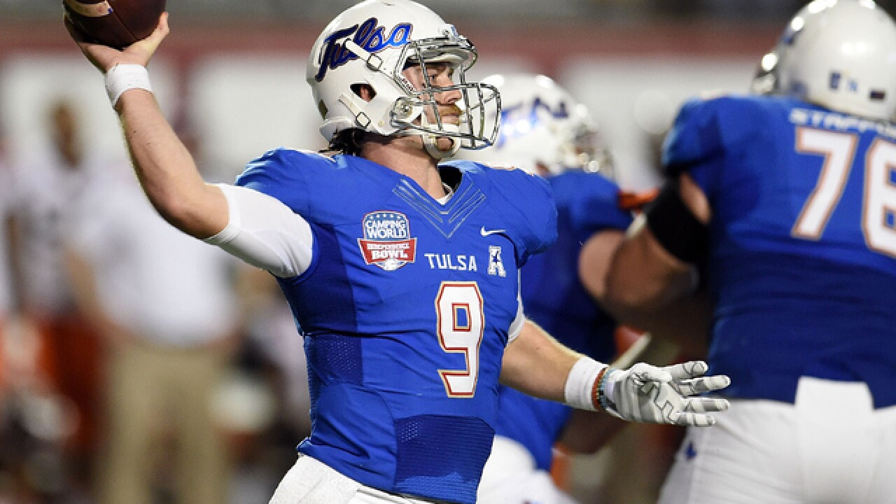 Tulsa overcomes 31 point deficit to beat Fresno