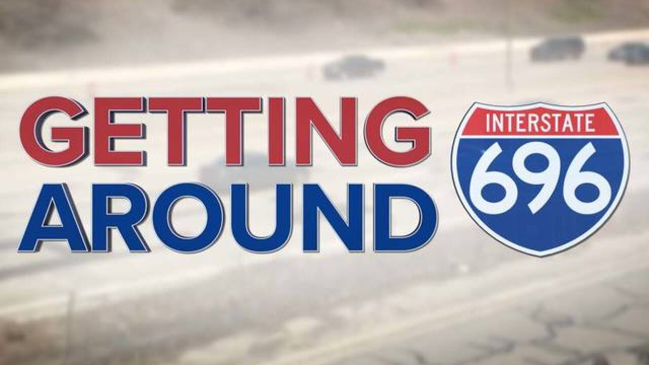 Everything to know about the WB I-696 closure